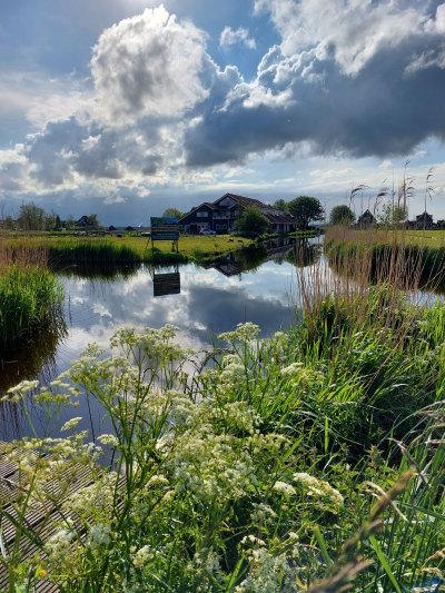 Vakantiewoning Oostzaan Zaanstreek